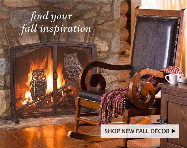 Find your Fall inspiration - Shop New Fall Decor