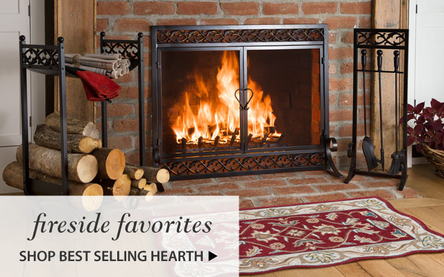 Fireside Favorites - Shop best selling hearth